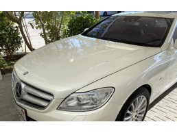 Mercedes Benz CL550