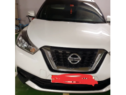Nissan kicks 2017, top of the range, 1st owner, low mileage